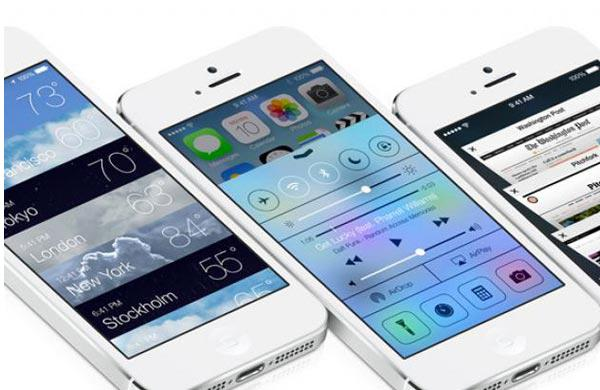Correção do erro no iPhone
