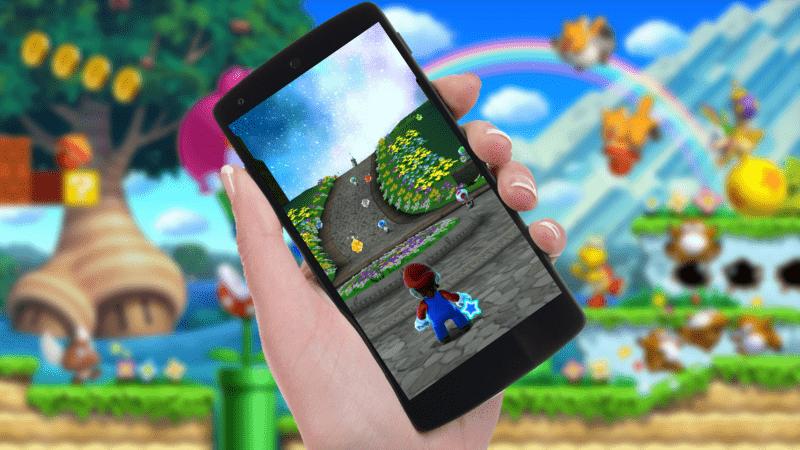 Jogos smartphone