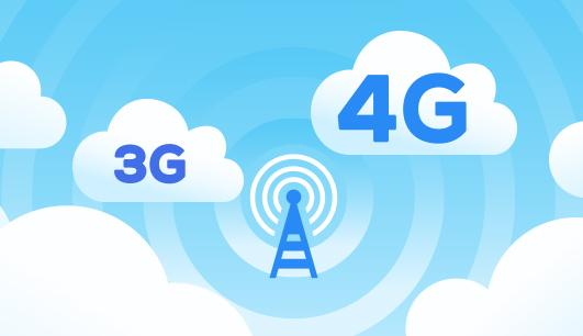 Redes 3G e 4G