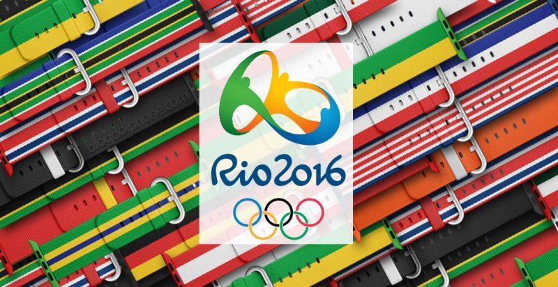 Pulseiras Rio 2016