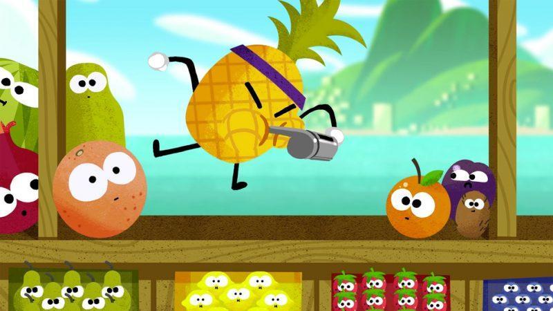 Doodle Fruit Game