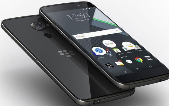 BlackBerry DTECK60