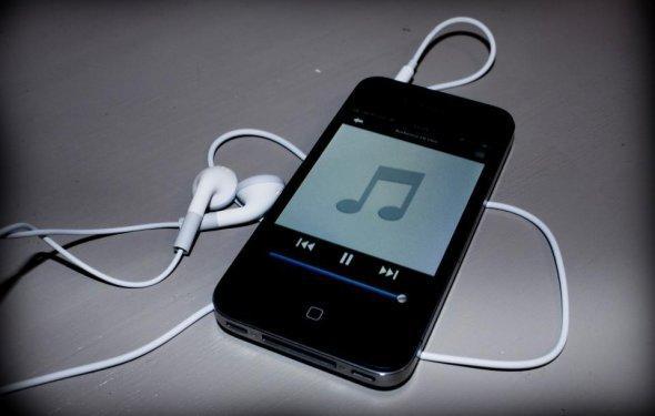 Música no celular